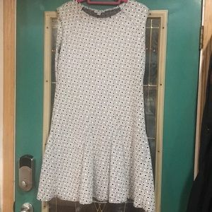 NWT. Dress Barn size 16 Fit and Flare dress